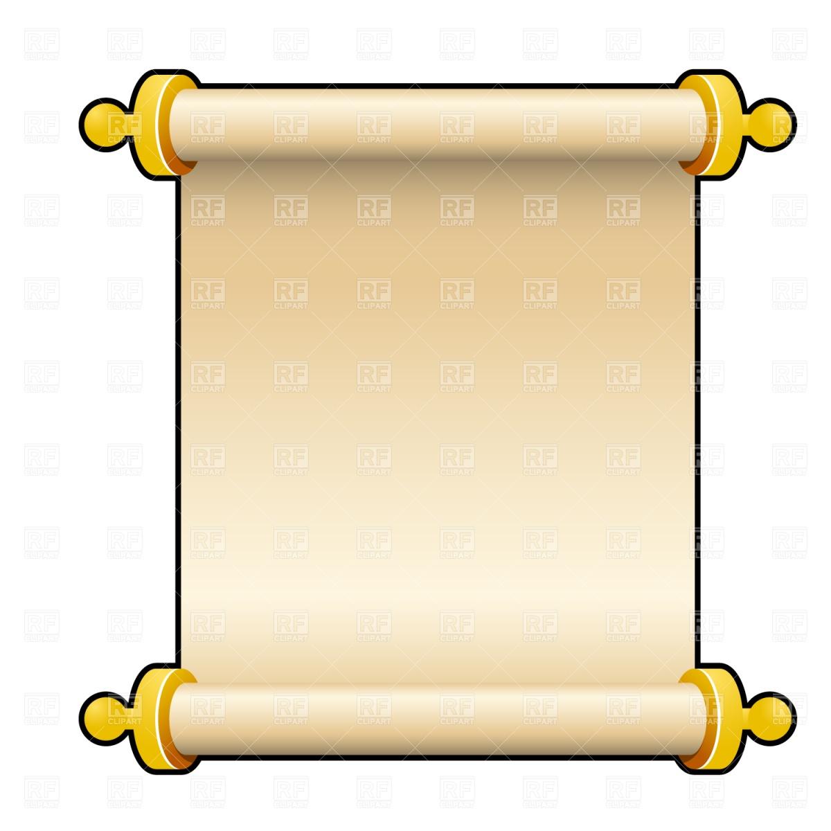1200x1200 Scripture Clipart Scroll