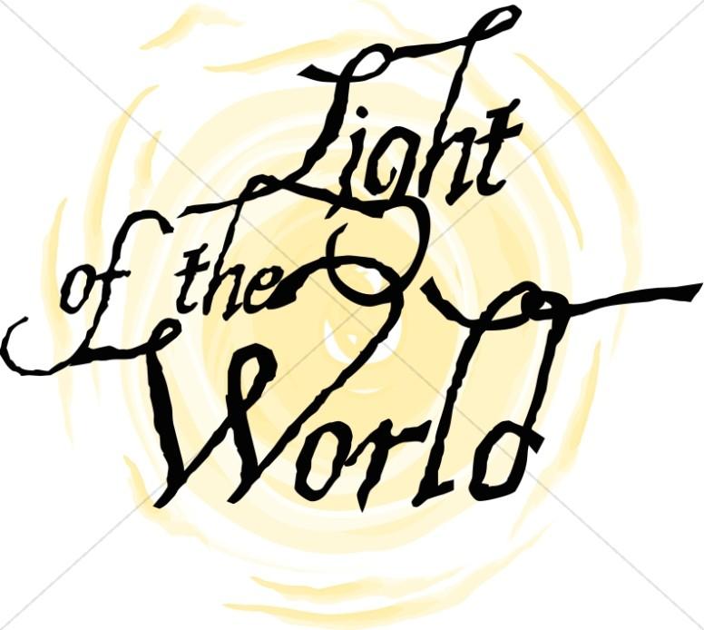 776x694 Jesus Light World Clipart Free Amp Jesus Light