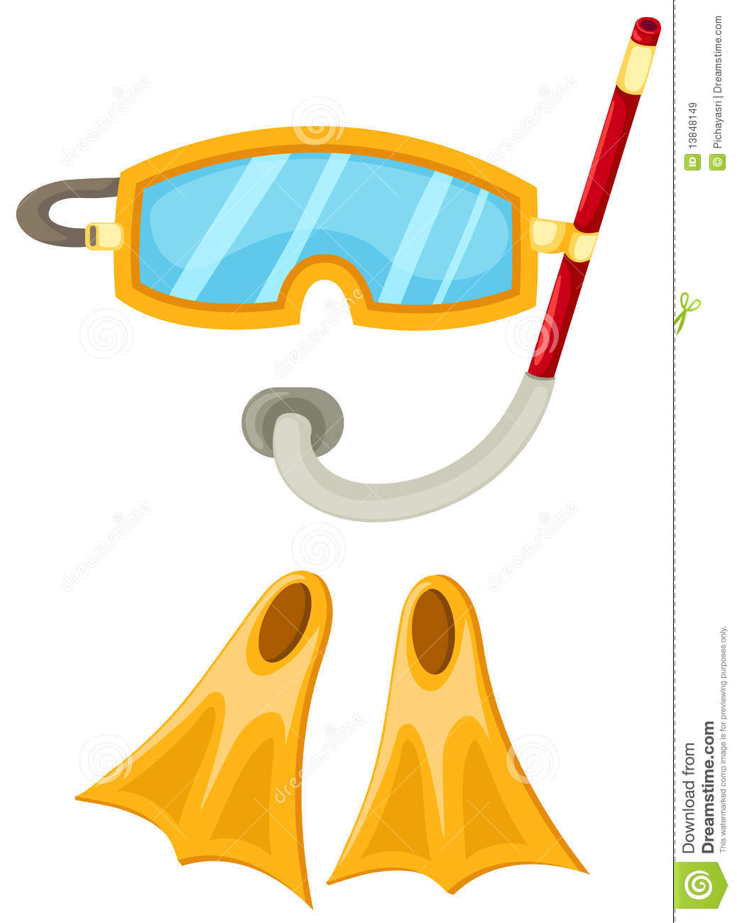 1038x1300 Collection Of Scuba Diving Gear Clipart High Quality, Free