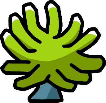 342x331 Sea Anemone Scribblenauts Wiki Fandom Powered By Wikia