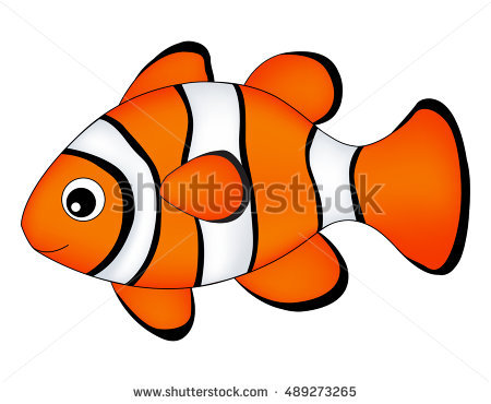 450x370 Top 75 Clownfish Clip Art