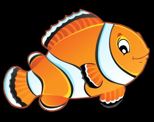 500x396 Tubes Poissons Tubes Cuties Fish, Clip Art