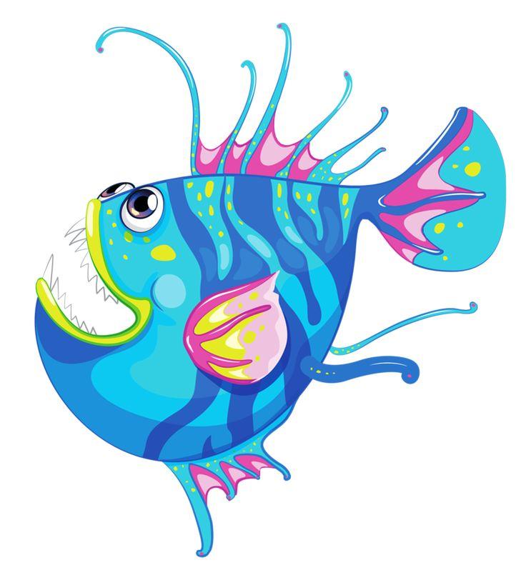 736x798 14 Best Kids Wall Art Images On Cartoon Fish, Drawing