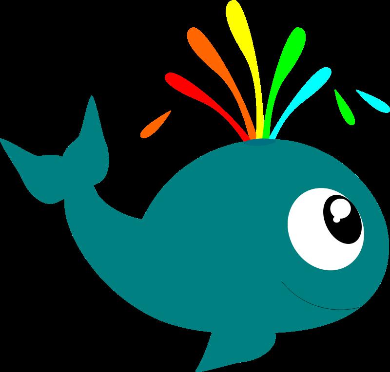 800x764 Top 75 Whale Clip Art
