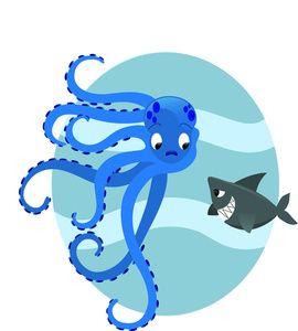 270x300 Sea Life Drawings Sea Creatures Clip Art Images Sea Creatures