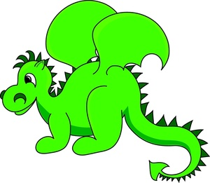 300x261 Free Free Dragon Clip Art Image 0515 1005 1114 0454 Animal Clipart