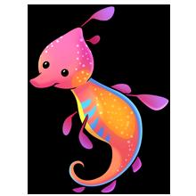 220x220 Weedy Seadragon Fluffs Animals Kawaii, Clip Art