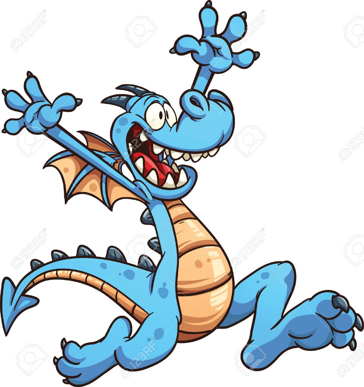1224x1300 Blue Dragon Clipart Simple