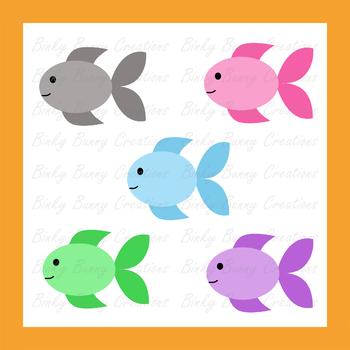 350x350 Fish Clipart Sea Creatures Ocean Clip Art Images By