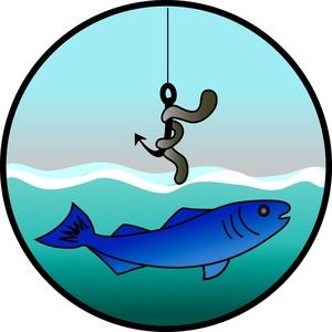 300x300 Free Free Fishing Clip Art Image 0515 1007 0603 5559 Animal Clipart