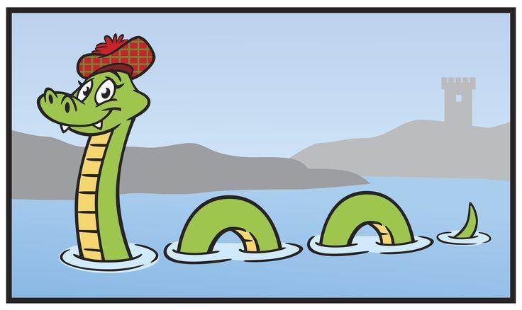 736x438 Free Nessie Clipart