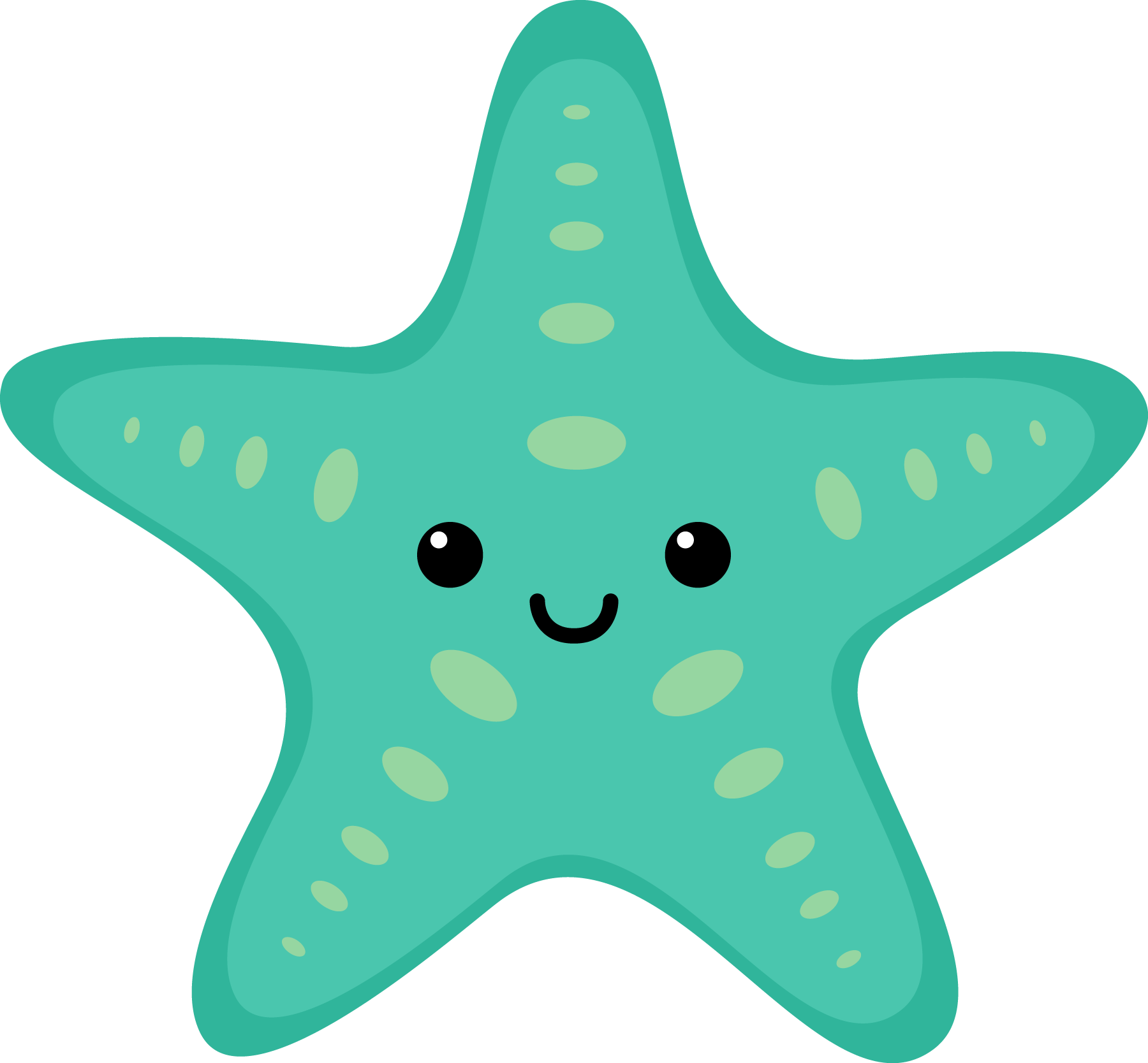 1800x1668 Collection Of Baby Sea Creatures Clipart High Quality, Free