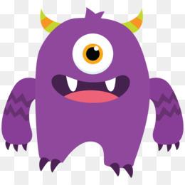 260x260 Monster Halloween Clip Art