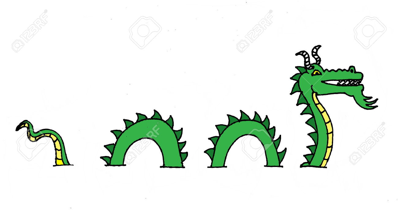 1300x701 Sea Serpent Clipart Collection
