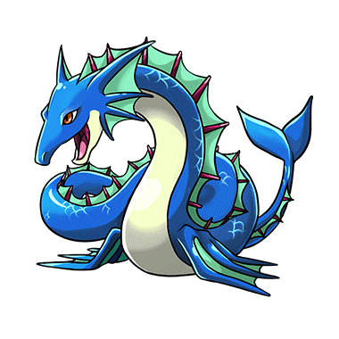 380x380 Sea Serpent (Gear) Unison League Wikia Fandom Powered By Wikia