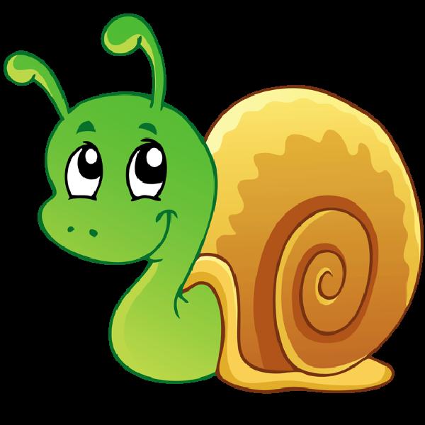 600x600 Sea Snail Clip Art