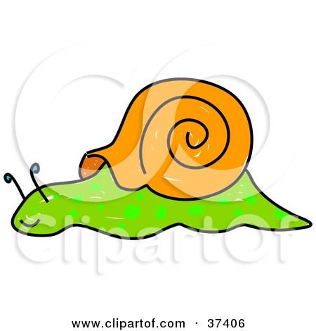 450x470 Slow Clipart Slug