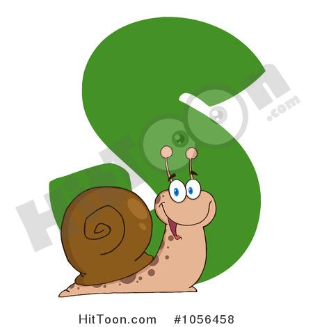 450x470 Snail Clipart