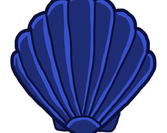 340x270 Sea Shell Clipart Amp Look At Sea Shell Clip Art Images