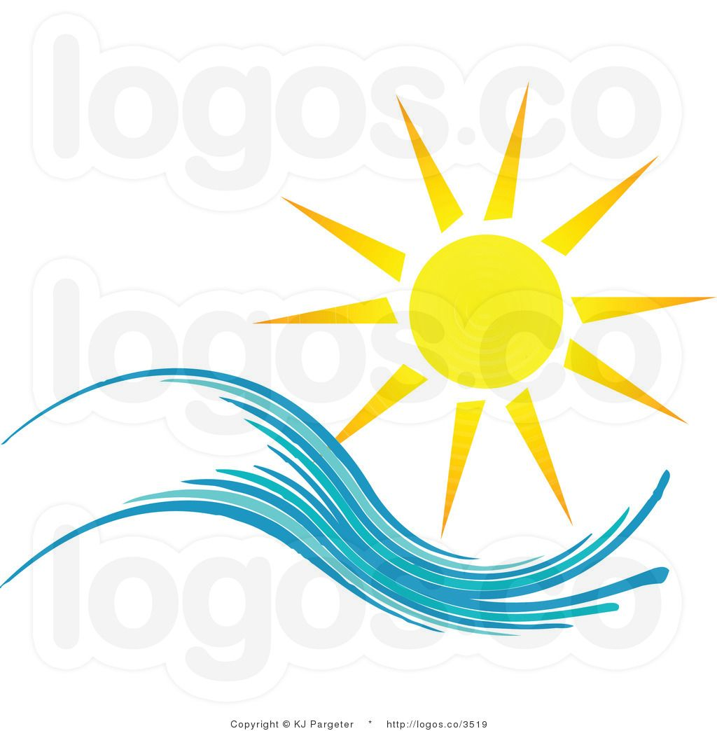 1024x1044 Free Summer Clip Art Royalty Free Summer Sun And Wave Logo By Kj