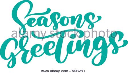 450x261 Merry Christmas Season Greetings Quote On Holiday Sale Label