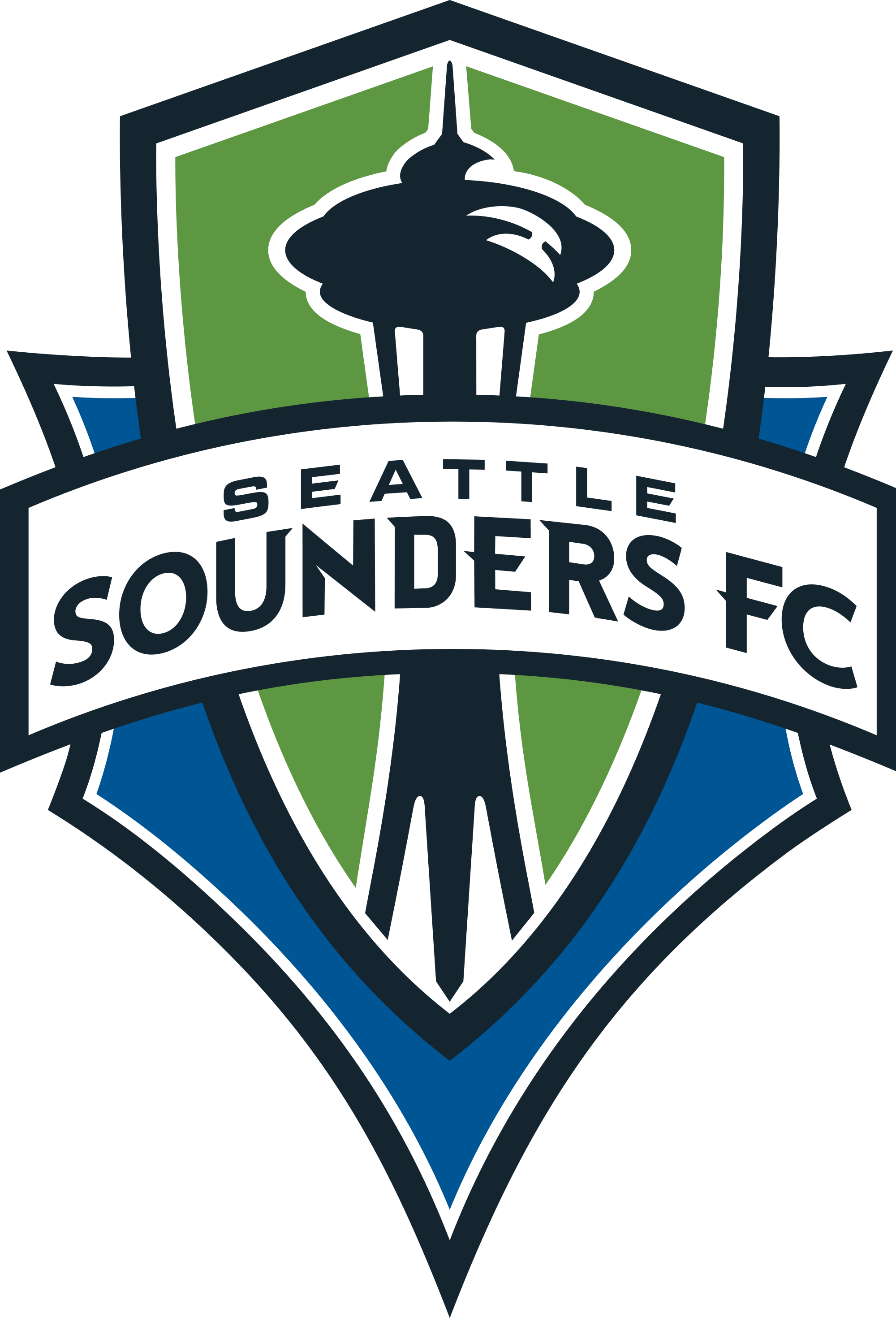 2000x2941 Seattle Sounders Clip Art Cliparts