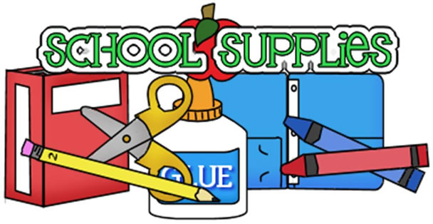 608x314 2nd Grade 2016 2017 Supply List St. Lawrence Elementary School