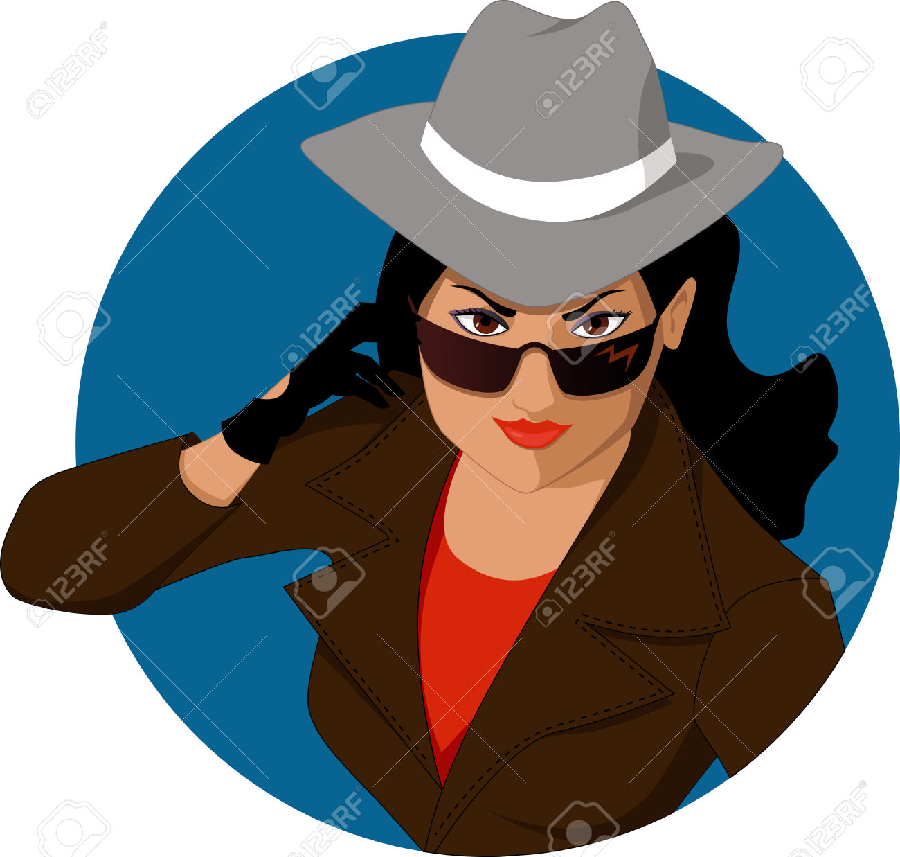 1300x1237 Hiding Clipart Undercover Agent