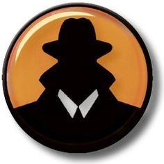 236x236 Secret Agent Silhouette Clip Art