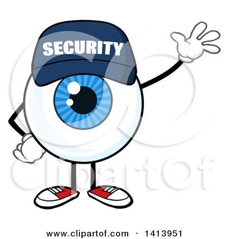450x470 Royalty Free (Rf) Security Guard Clipart, Illustrations, Vector