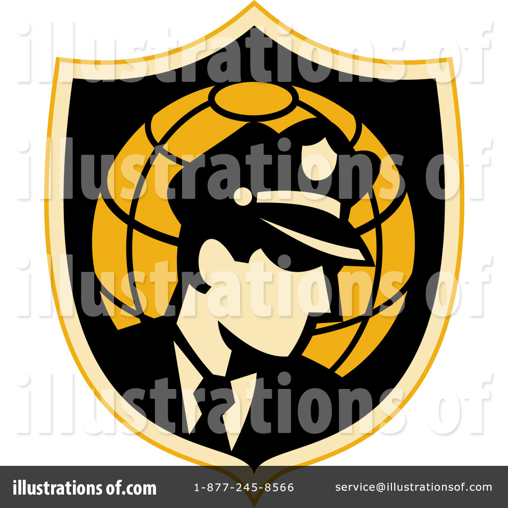 1024x1024 Security Guard Clipart