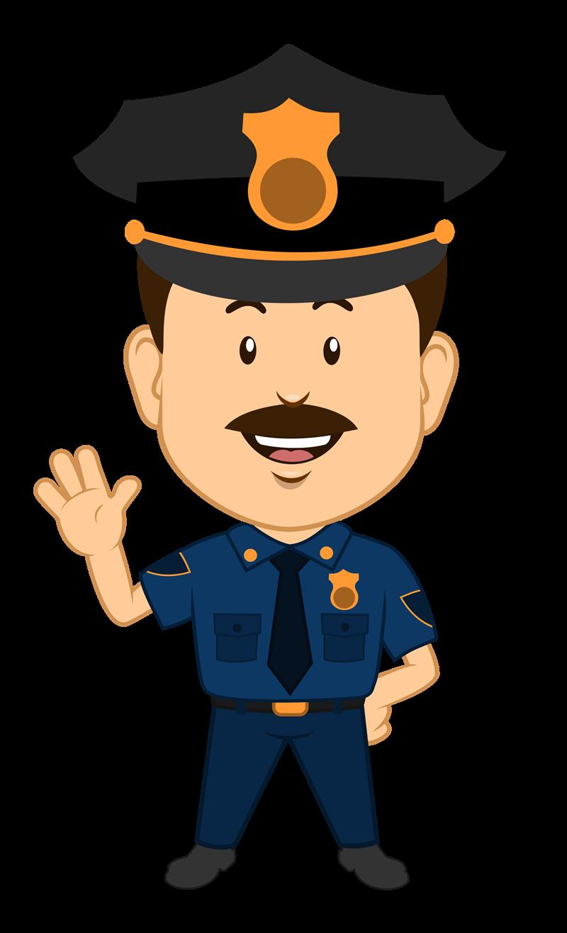 800x1317 Clip Art Police Officer Uniform Clipart