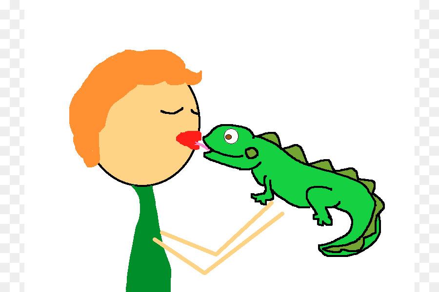 900x600 Common Iguanas Cartoon Lizard Clip Art