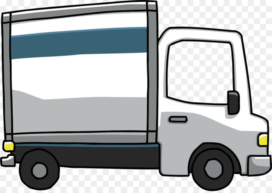 900x640 Mover Pickup Truck Van Car Clip Art