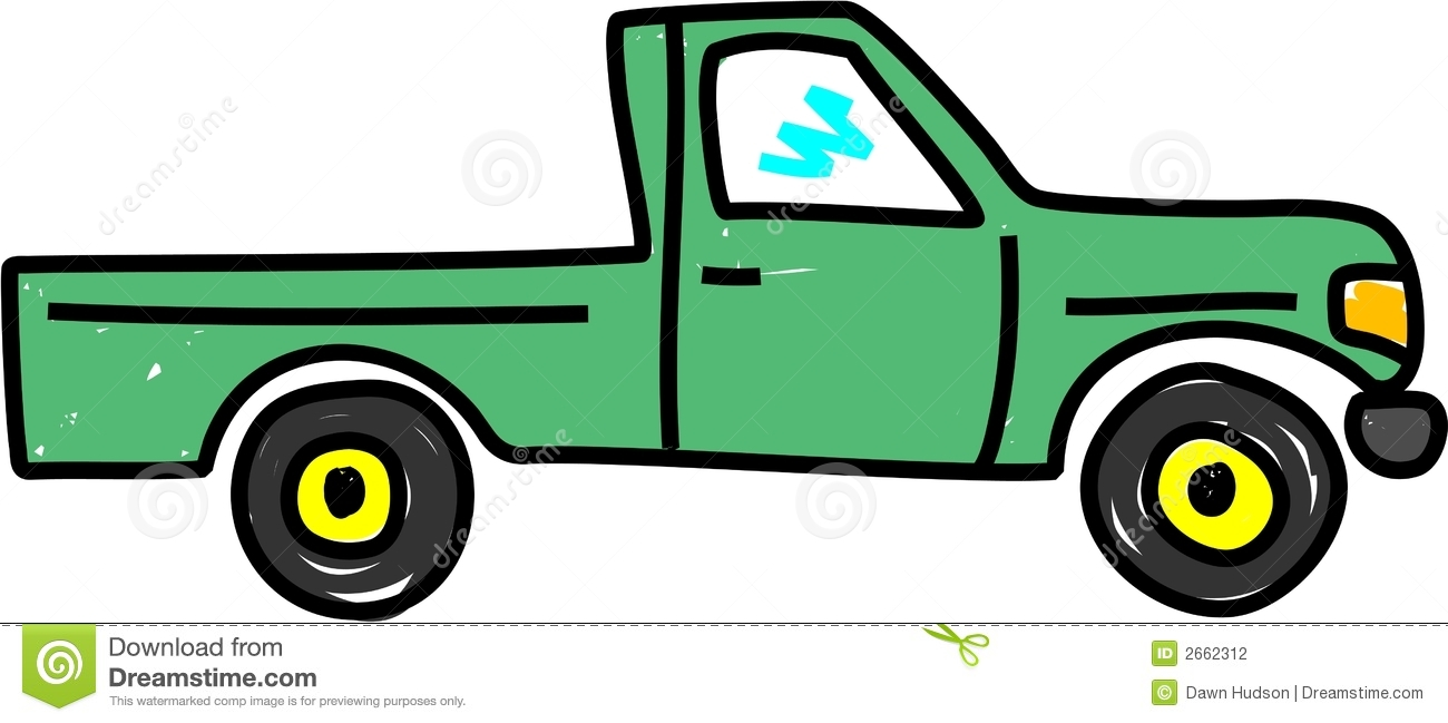 1300x649 Pickup Truck Clipart 101 Clip Art