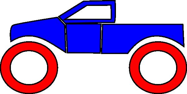 600x301 Semi Truck Tire Clipart