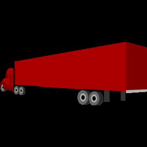 300x300 Semi Truck Png Clipart