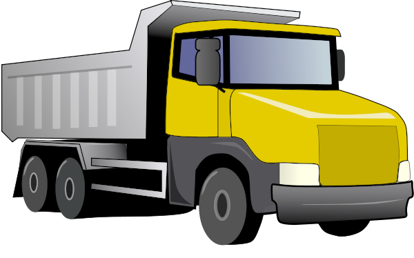 600x374 Truck Clip Art Black And White Free Clipart Images Clipartcow 2