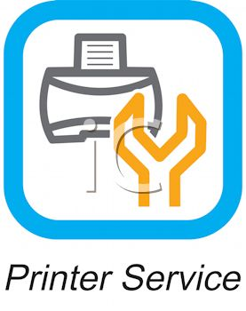 277x350 Business Icon Printer Service