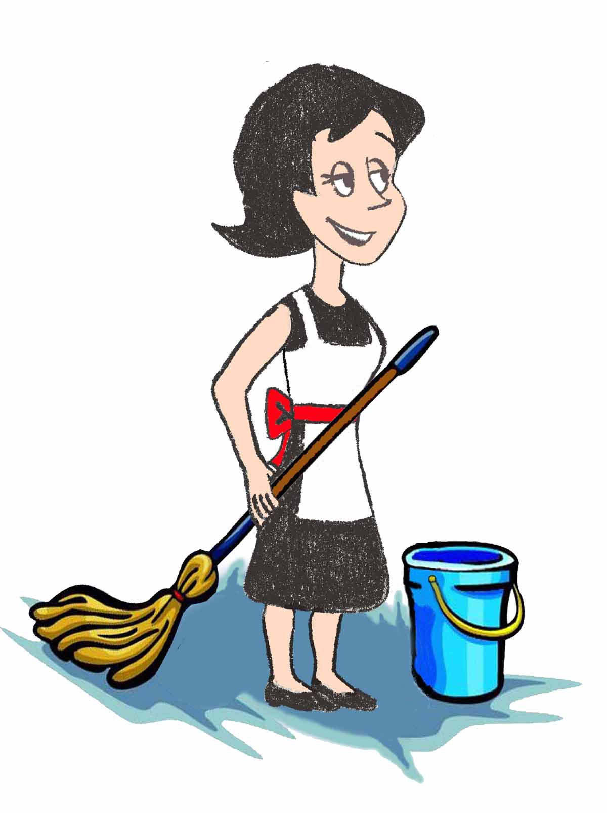 1200x1606 Cleaning Services Clipart