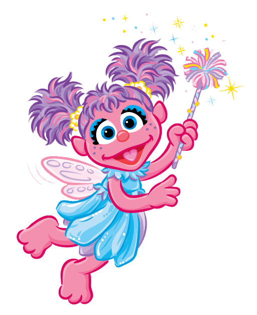 It is an image of Ridiculous Abby Cadabby Clipart