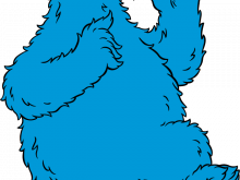 220x165 Cookie Monster Clipart Cookie Monster Clip Art Sesame Street