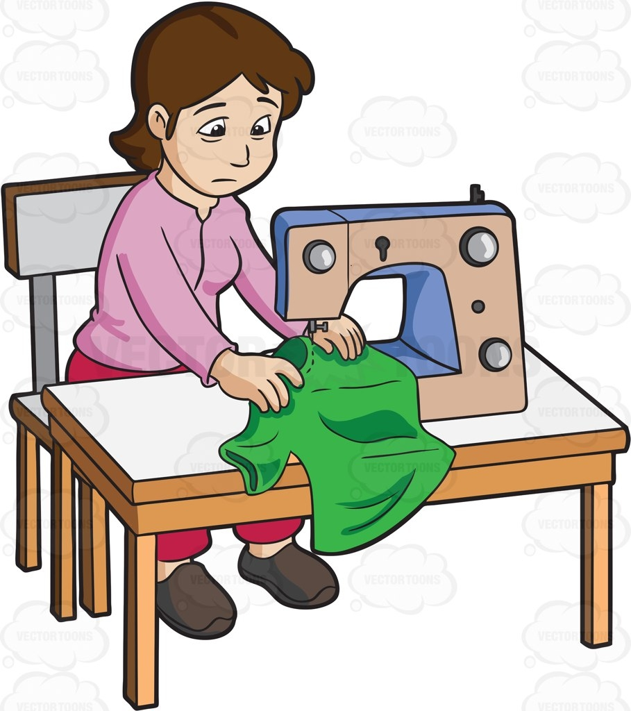 909x1024 New Sewing Clipart Gallery