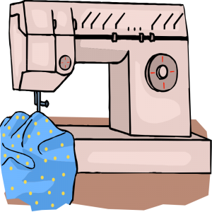 300x300 Sewing Clip Art Download