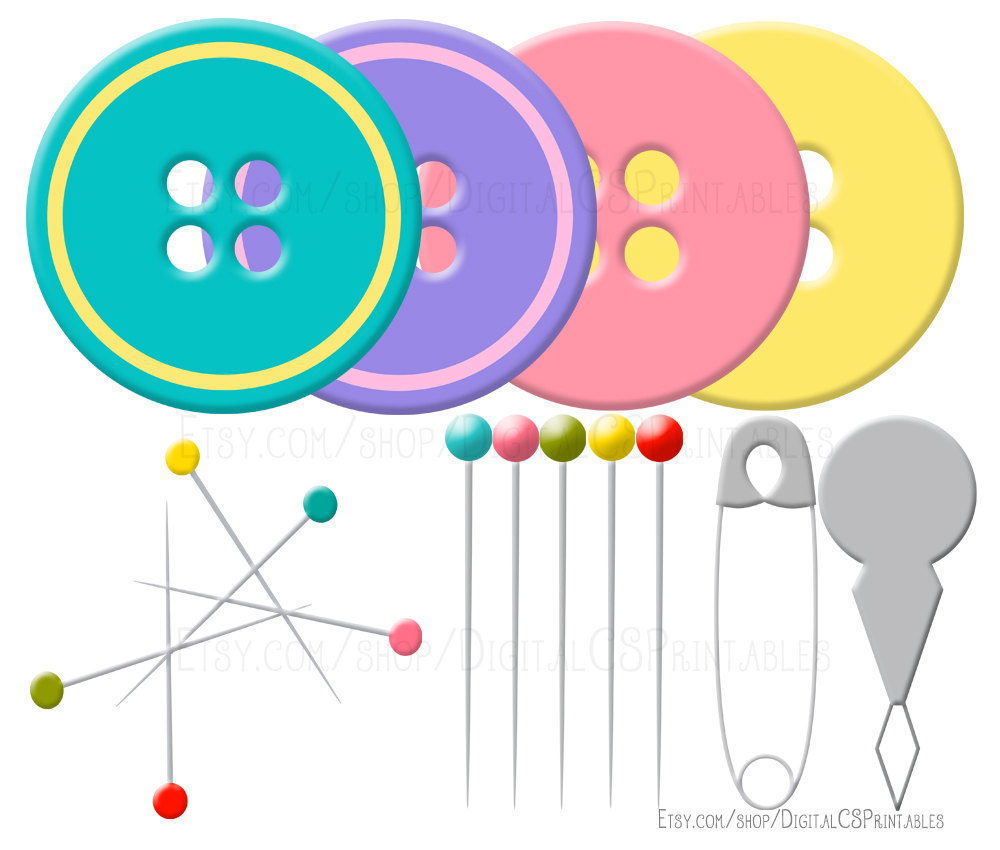 1000x850 Sewing Clipart Sewing Clip Art Button Clipart Cute Clipart Sewing