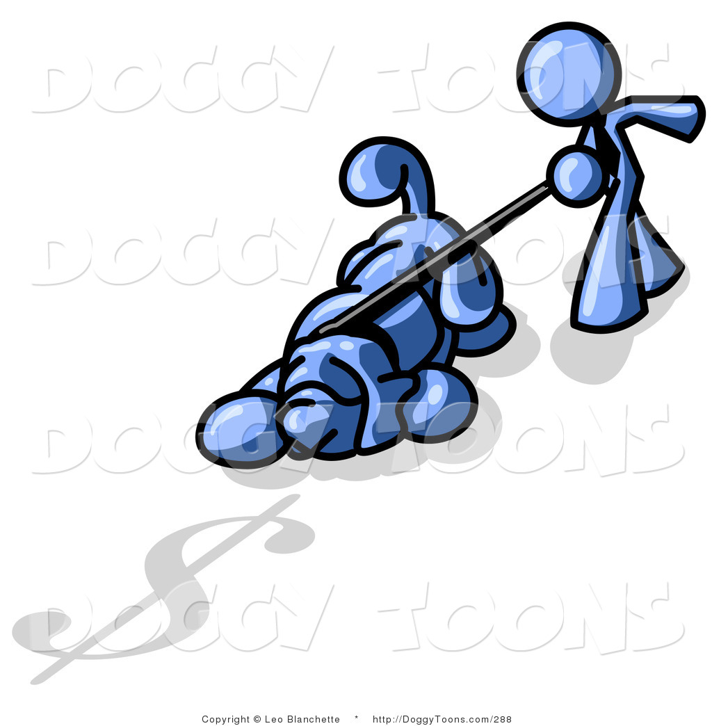Shadow Clipart At Free For Personal Use Electronic Circuit Crossing Symbol Clip Art Clkercom Vector Clker Com 1024x1044 Doggy Of A Blue Man Walking His Pet Dog That Is Pulling