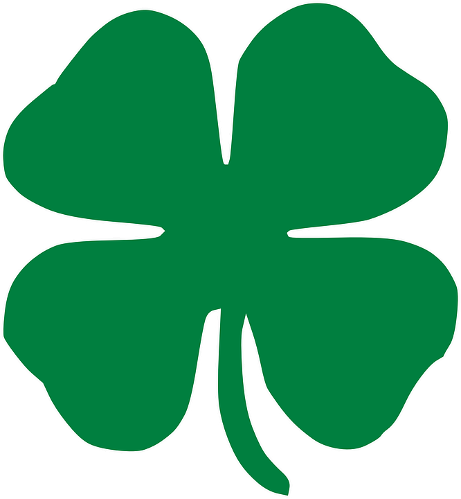 666x720 Free Shamrock Pictures Clip Art