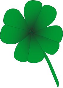 213x300 Free St. Patrick's Day Shamrocks Clip Art Images Art Images