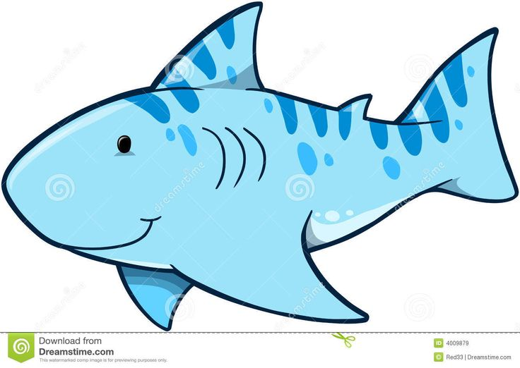 Shark Clipart For Kids
