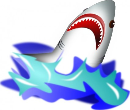 425x359 Moving Clipart Shark